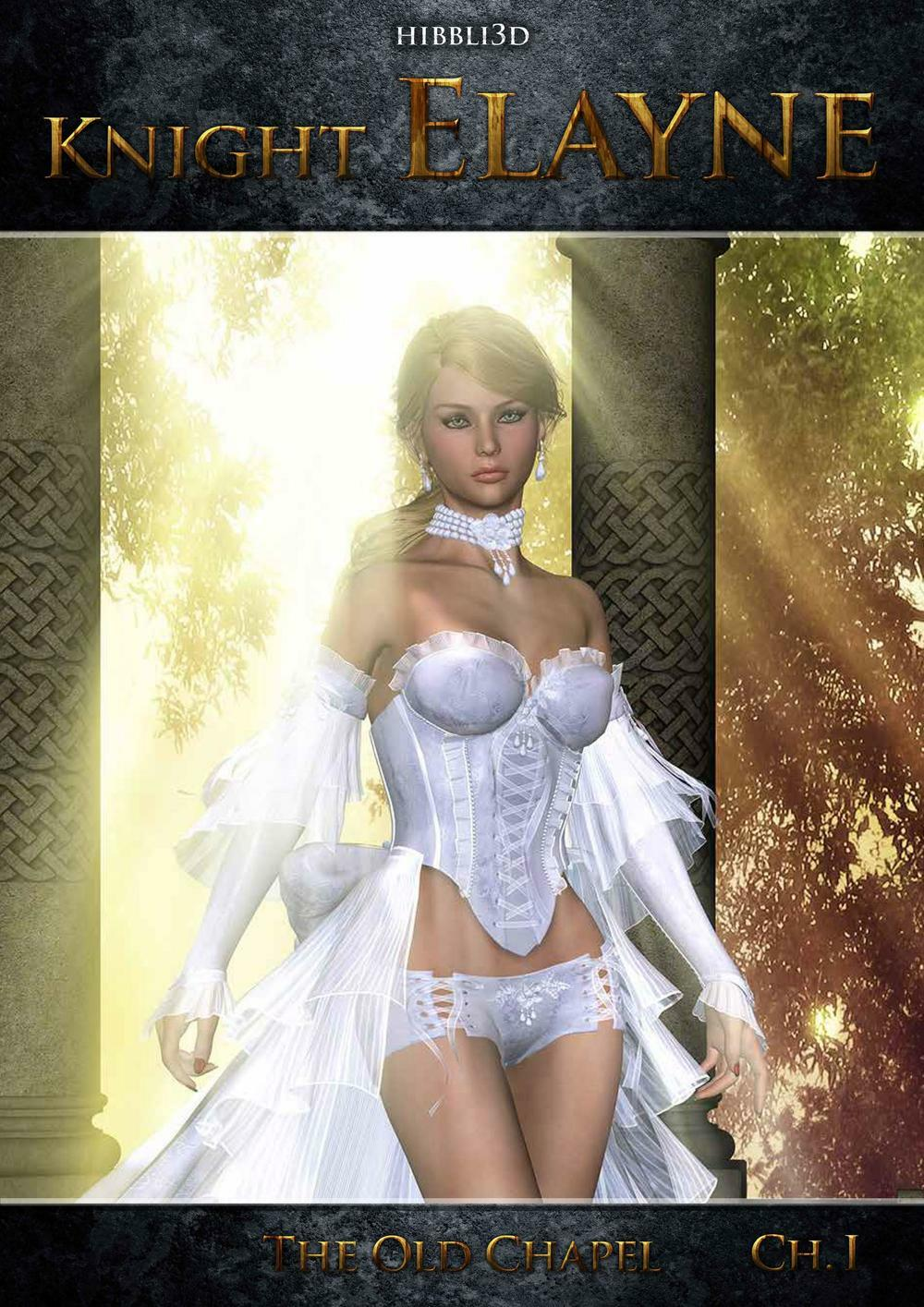 Affect3D – Knight Elayne The Old Chapel 1 + STORY