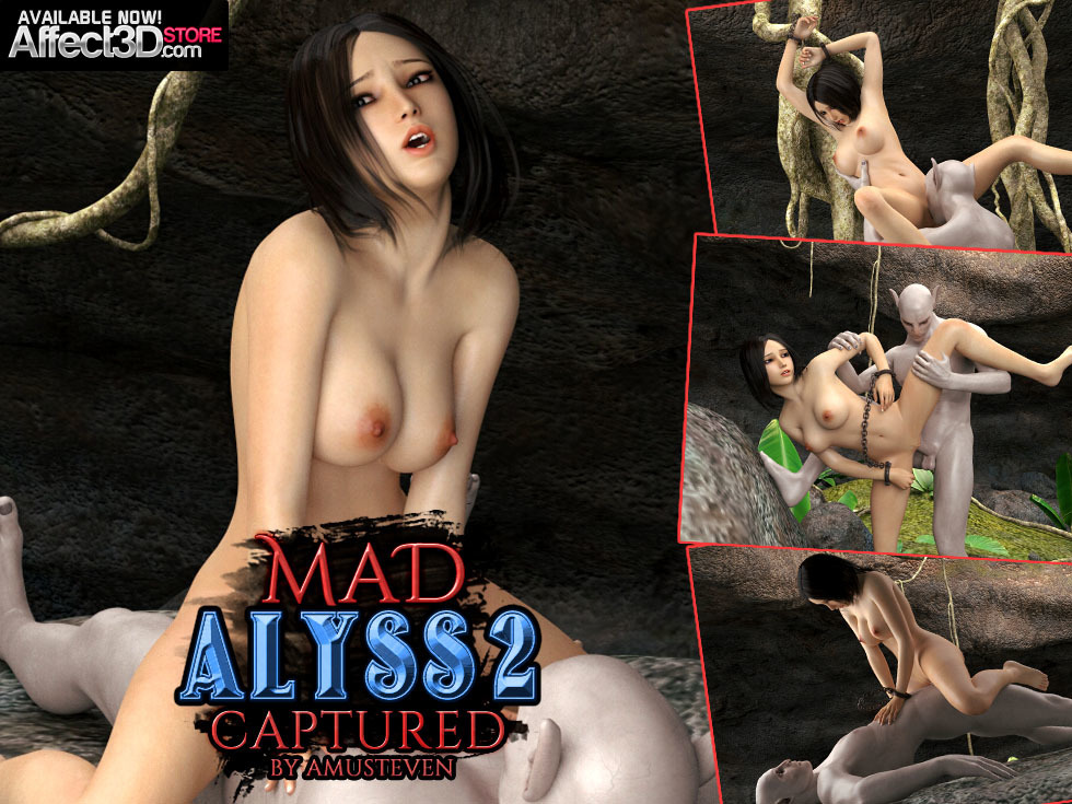 Affect3D – Mad Alyss 2