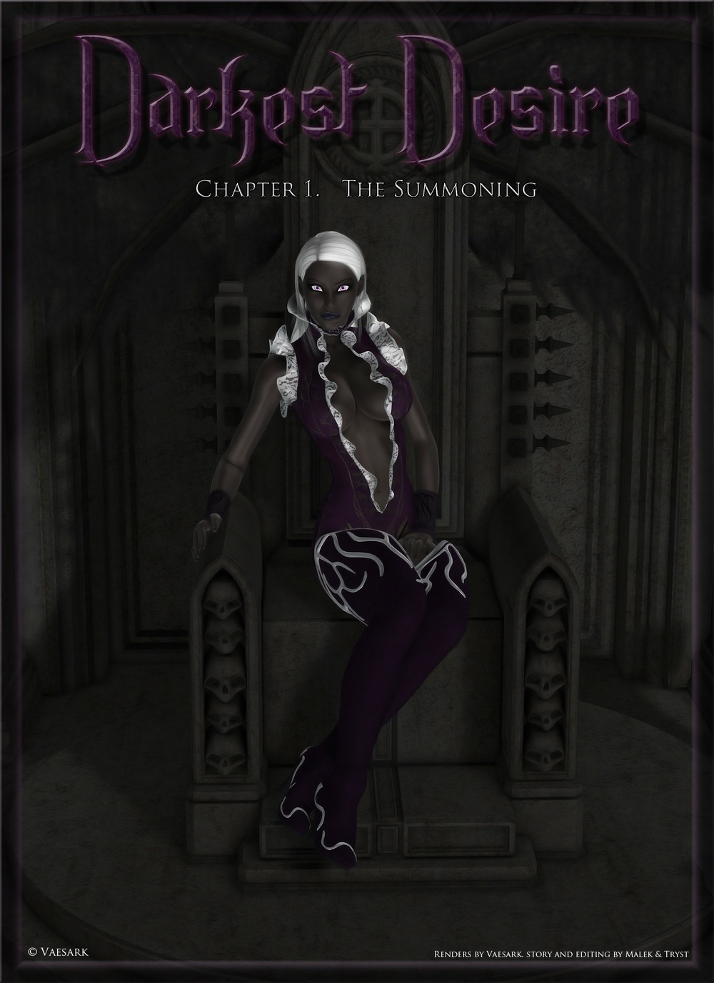 Vaesark – Darkest Desire – Chapter 1