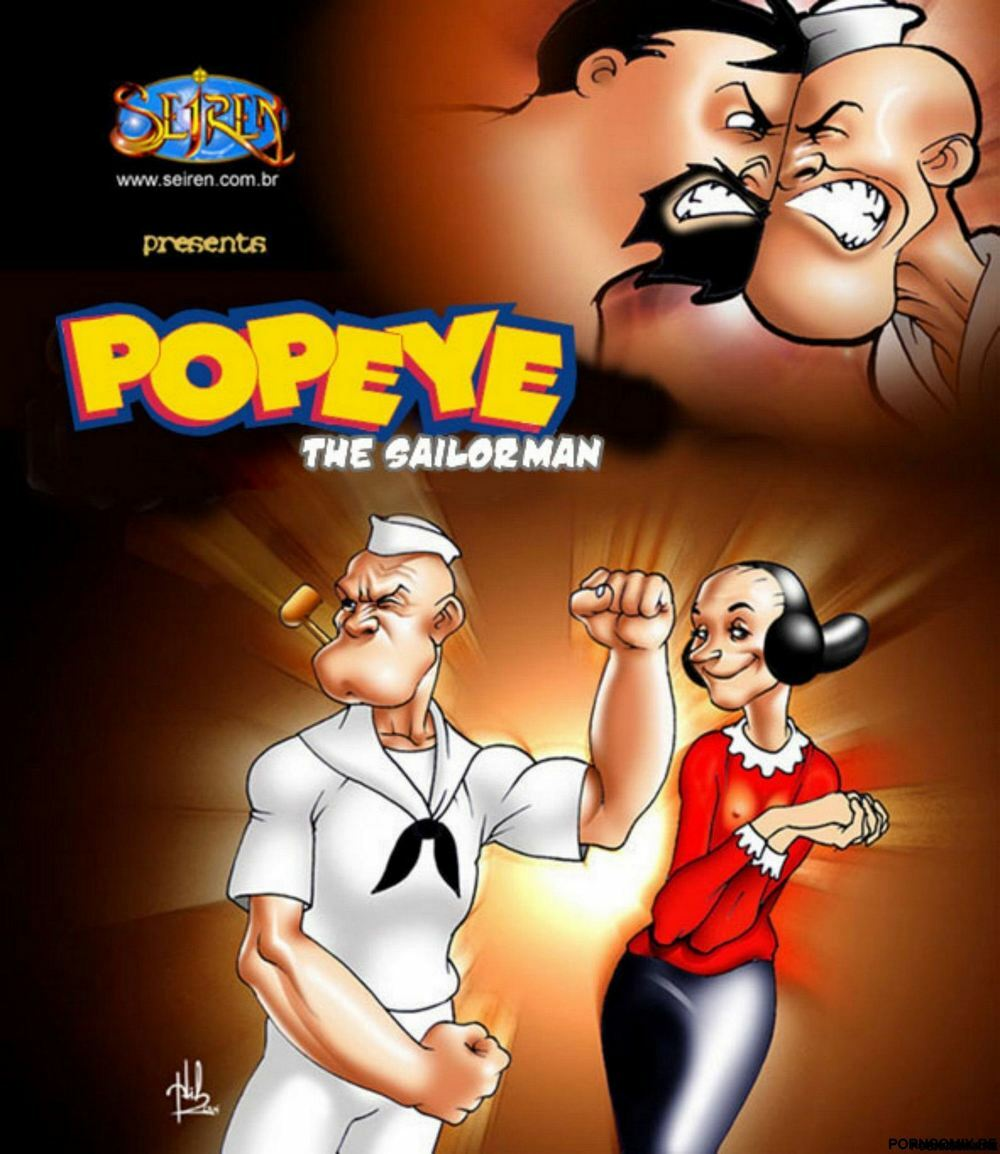 Popeye – The Dance Instructor