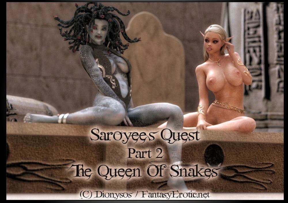 Saroyee's Quest Part 2 – The Queen Of Snakes