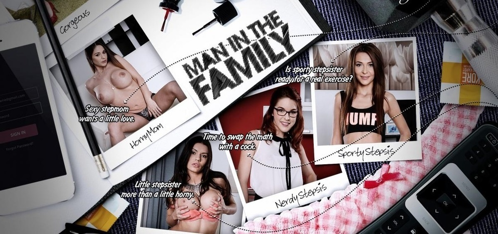 Lifeselector – Man in the Family [ENGLISH] [UNCENSORED]