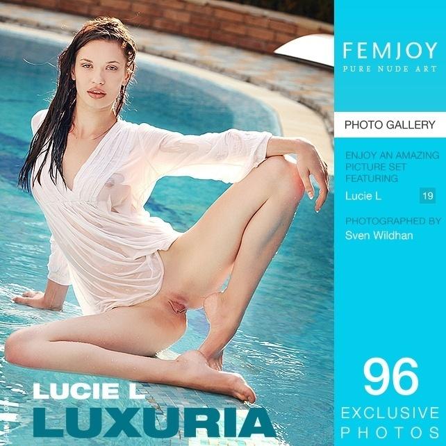 FEMJOY – 2015-01-15 – Lucie L. – Luxuria