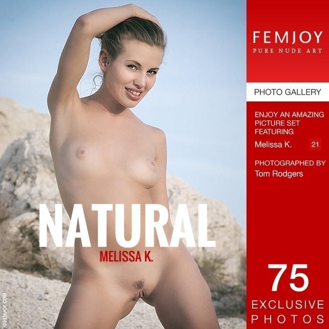 FEMJOY – 2015-01-17 – Melissa K. – Natural