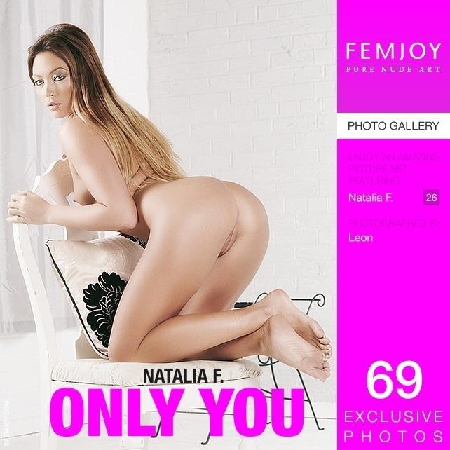 FEMJOY – 2015-01-26 – Natalia F. – Only you