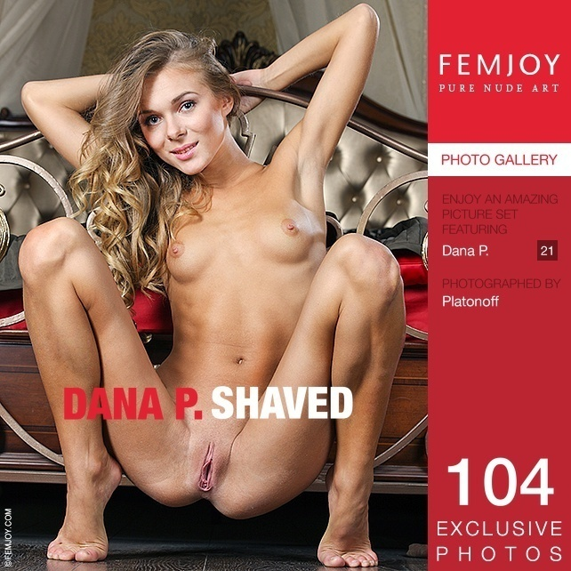 FEMJOY – 2015-01-31 – Dana P. – Shaved