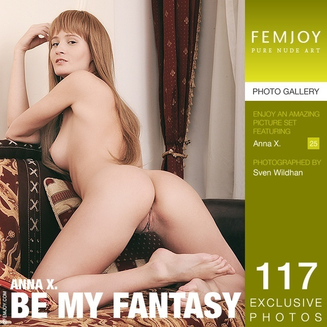 FEMJOY – 2015-01-31 – Anna X. – Be my fantasy