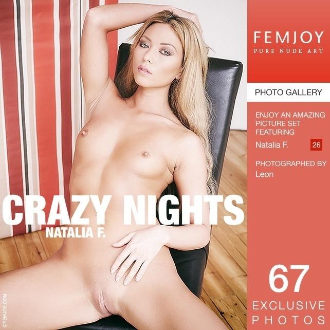 FEMJOY – Natalia F. – Crazy nights