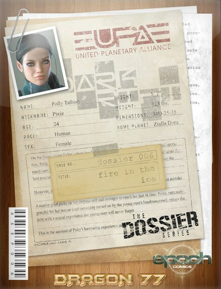 The Dossier 006 ? Fire in the Ice