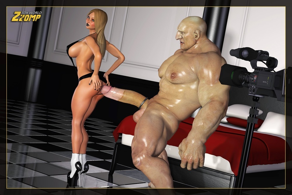 Zzomp – The Blonde and the Giant 1