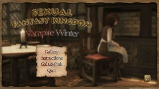 GalaxyPink – Sexual Fantasy Kingdom Vampire Winter 2015