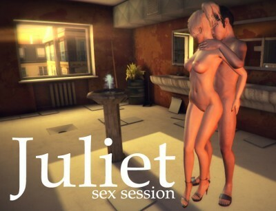 SexyDoll – Juliet Sex Session game