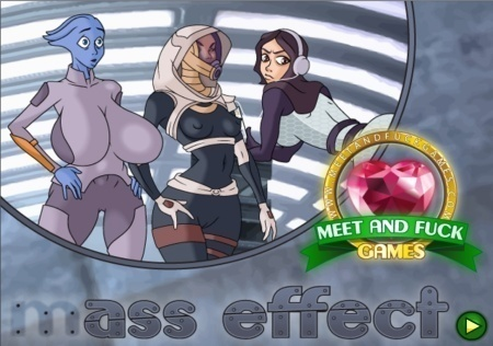 Meet and Fuck – Ass Effect