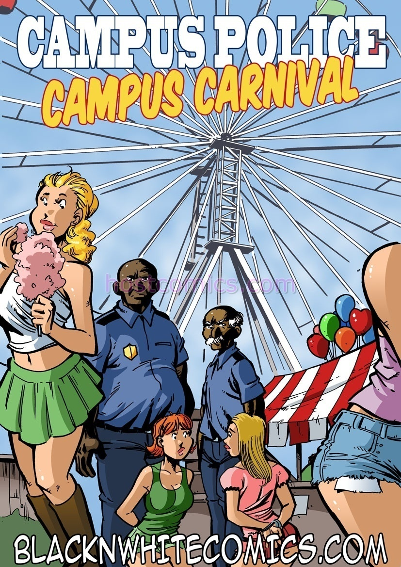Blacknwhitecomics – Campus Police 2