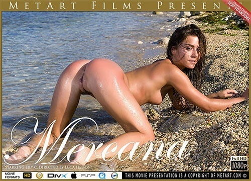 "Met-art – Lily C ""Mercana"""