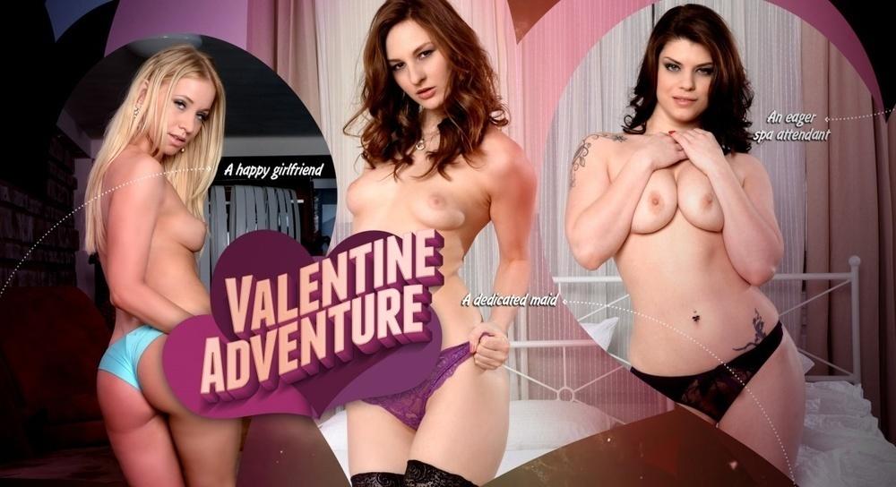 Valentine adventure (L1feselector) [uncen]