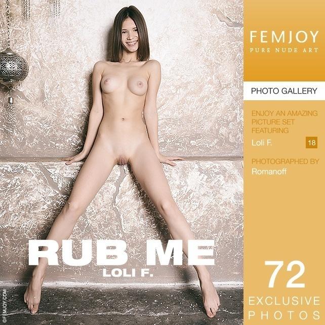 FEMJOY – 2015-02-02 – Loli F. – Rub me