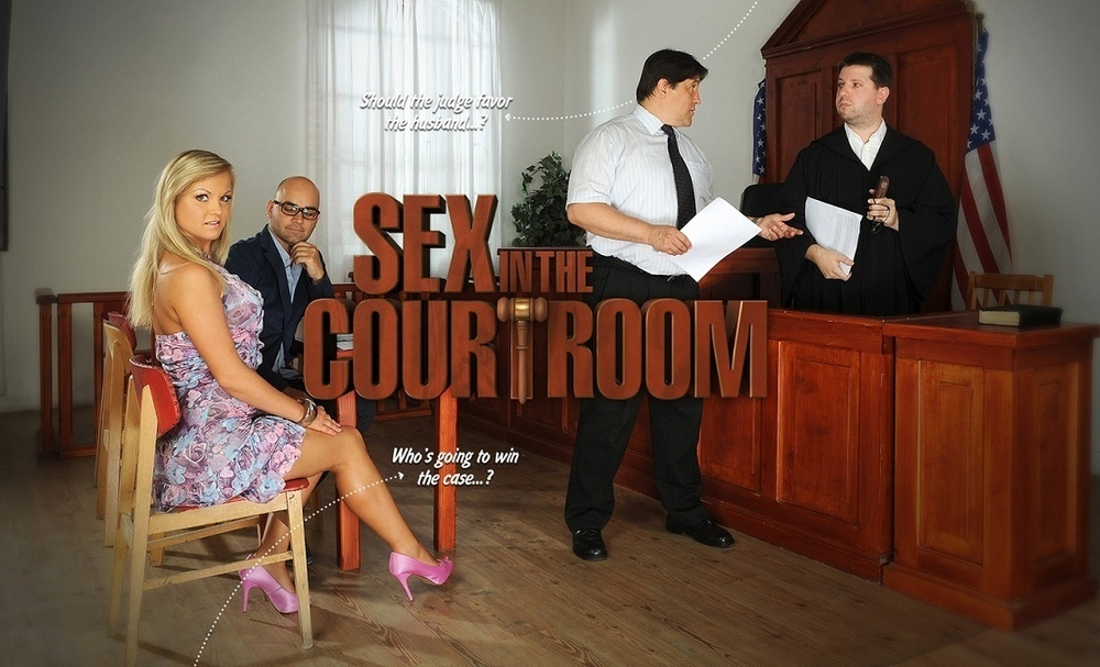 Lifeselector – Sex in the courtroom English