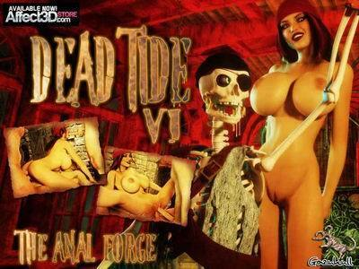 Dead Tide 6: The Anal Forge
