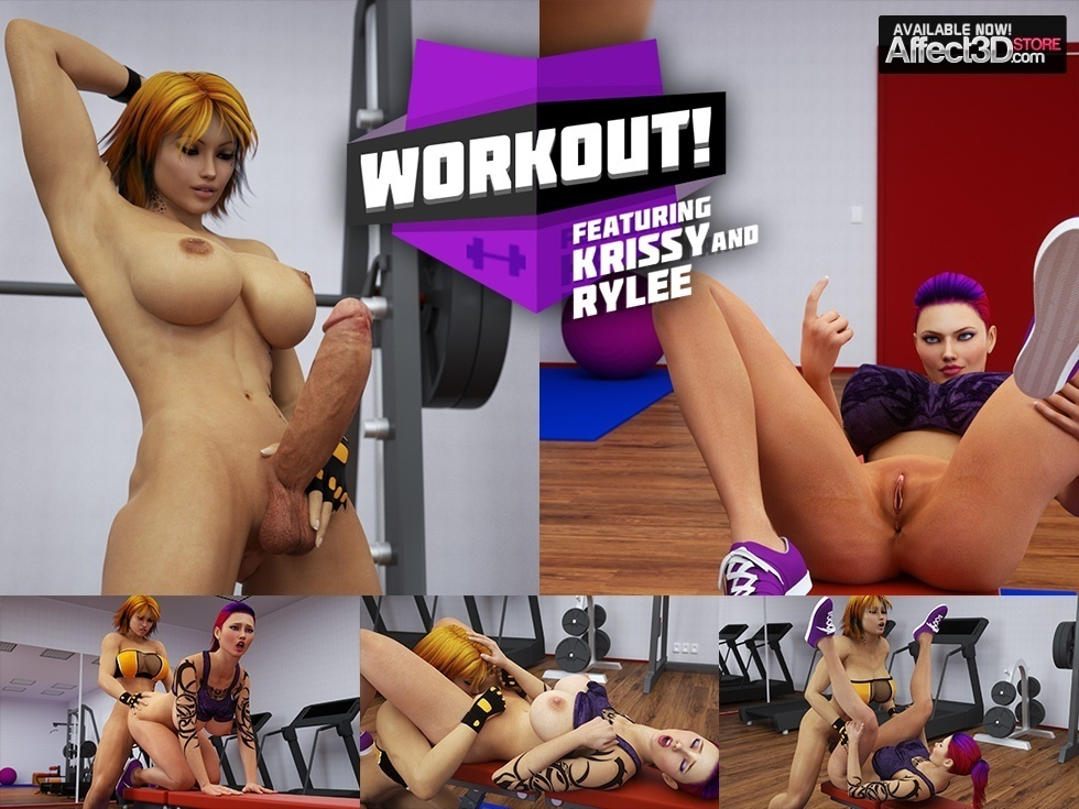 Affect3d – Featuring Krissy and Rylee
