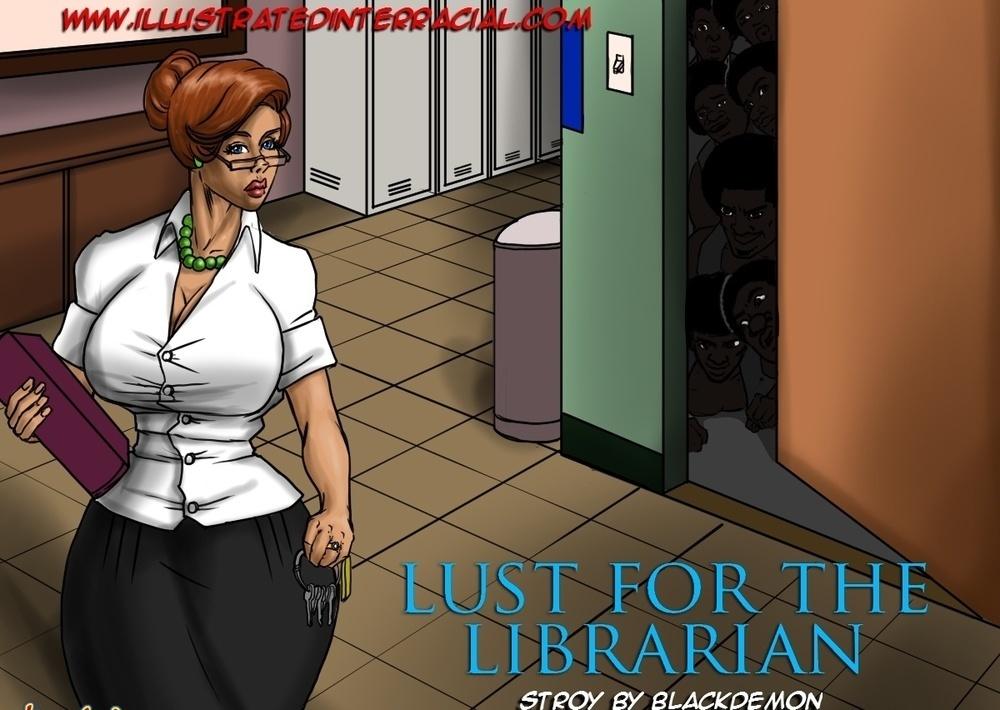 Illustrated Interracial – Lust For The Librarian update
