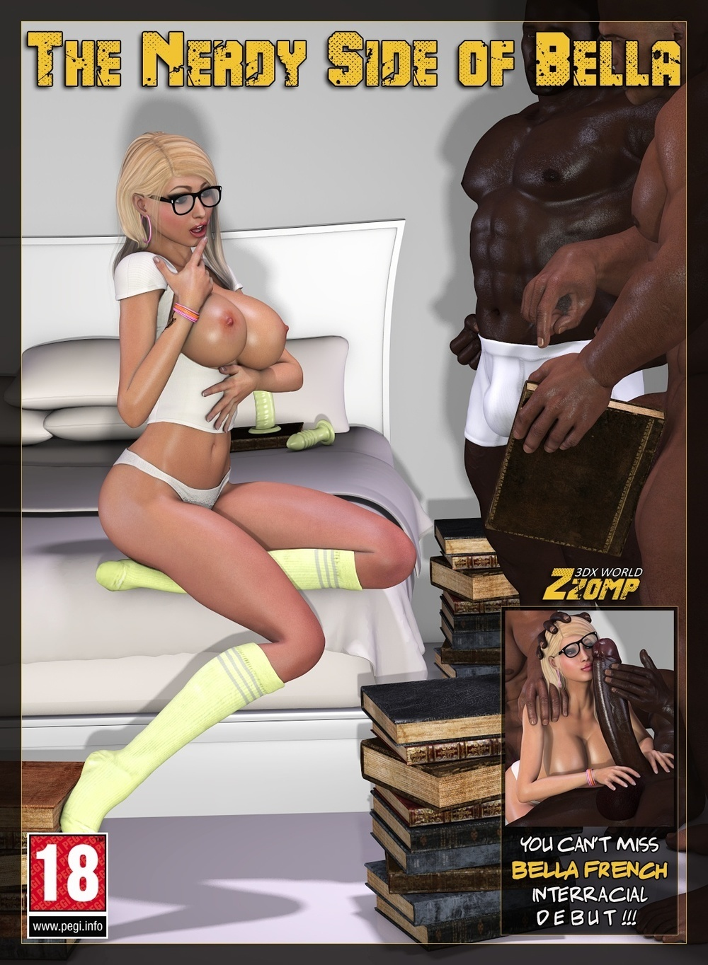Zzomp – Nerdy Side Of Bella 1