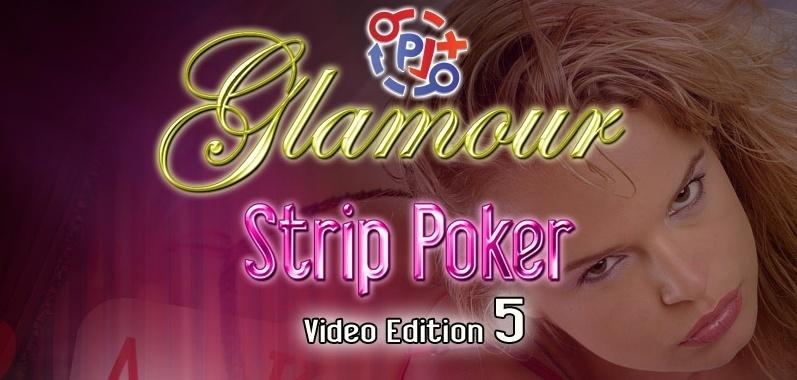 Glamour Strip Poker 5