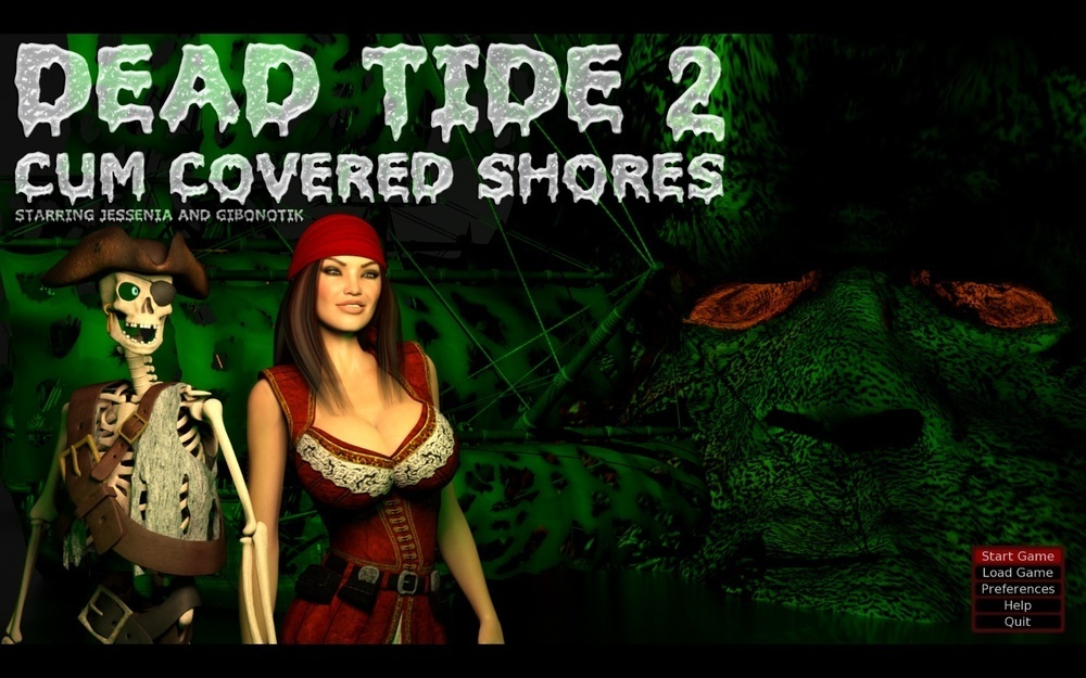 Dead Tide 2: Cum Covered Shores
