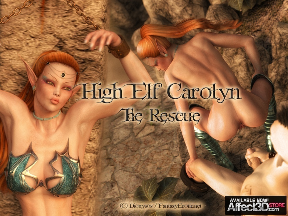 Affect3D – High Elf Carolyn The Rescue