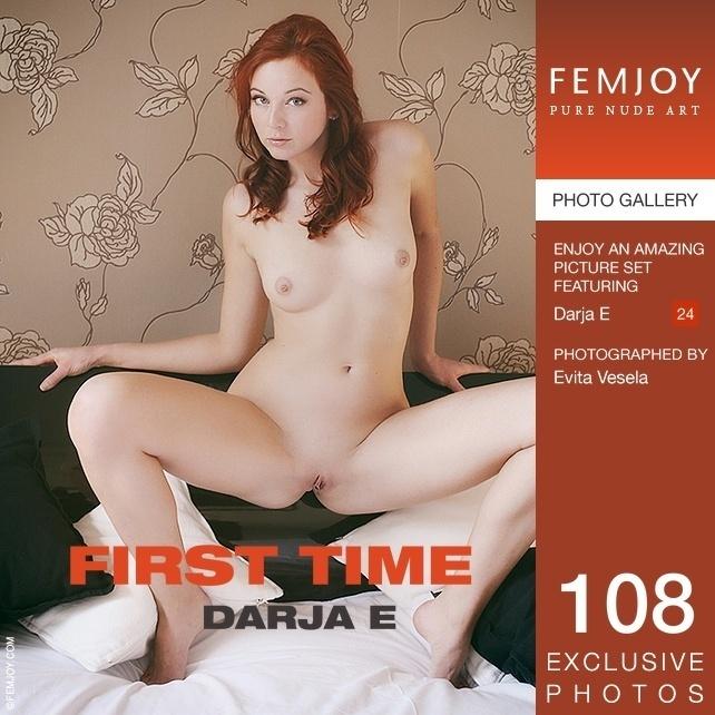 FEMJOY – 2015-03-27 – Darja E. – First time