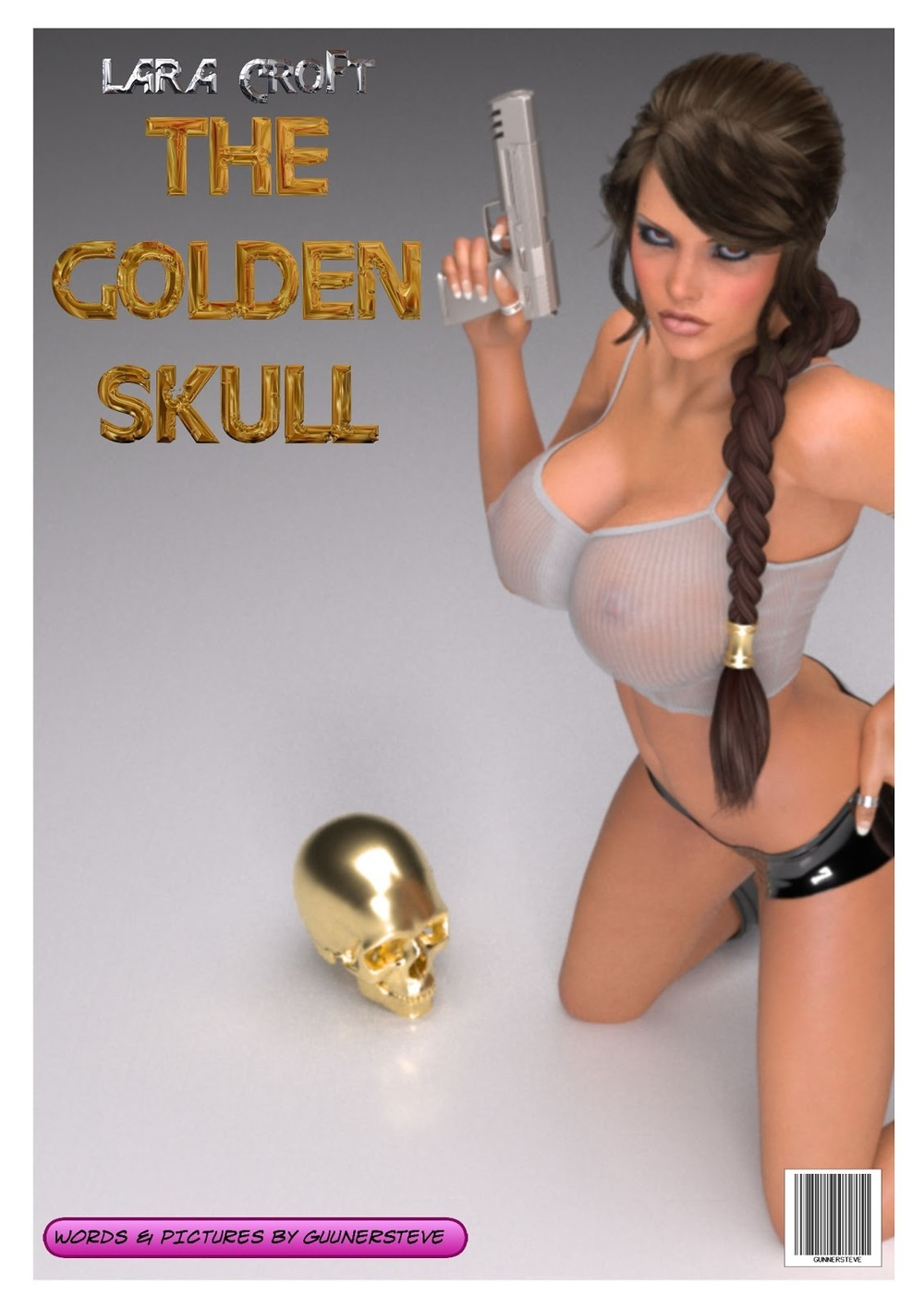 Lara Croft – The Golden Skull