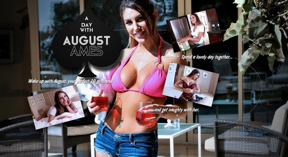 Lifeselector – A Day with August Ames eng