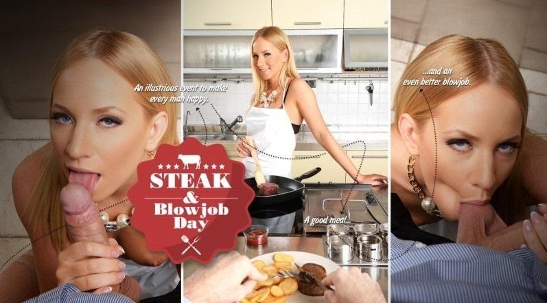 image Steak and blowjob teen amateur anal big