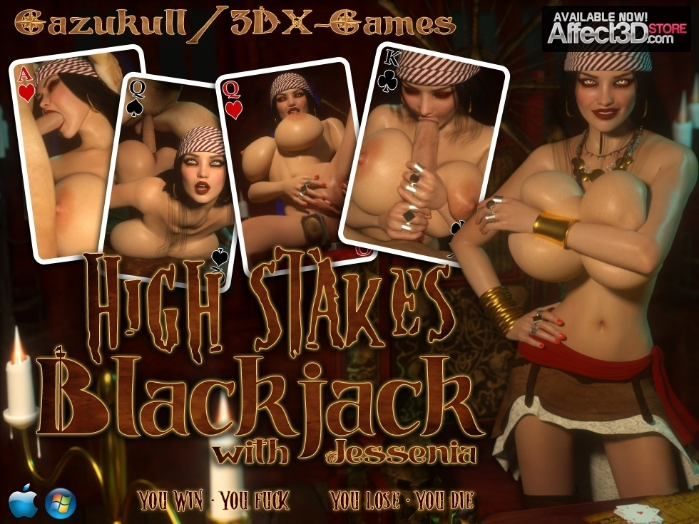 GAZUKULL – HIGHSTAKES BLACKJACK WITH JESSENIA GAME