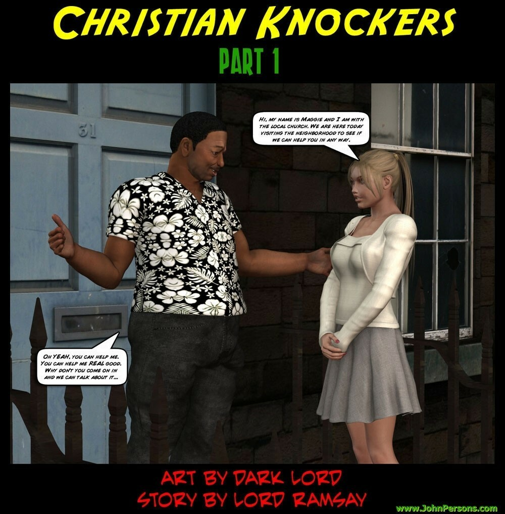 JOHN PERSONS – CHRISTIAN KNOCKERS WHITH TWO DICK