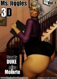 Duke Honey,Ms Jiggles 3D -1