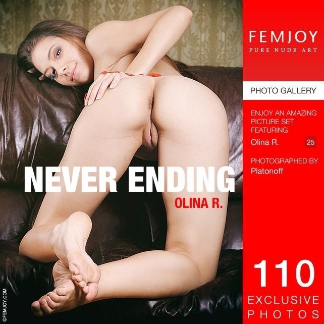 FEMJOY – 2015-05-21 – Olina R. – Never ending