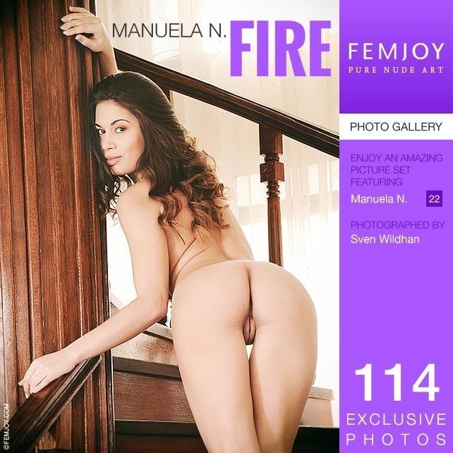 FEMJOY – 2015-05-05 – Manuela N. – Fire