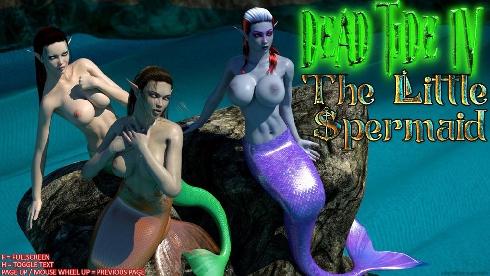 DEAD TIDE 4 – THE LITTLE SPERMAID