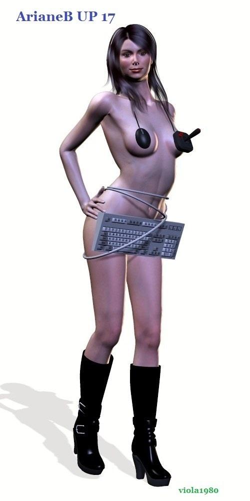 Adult Porn-Game – Ariane's Date Simulator