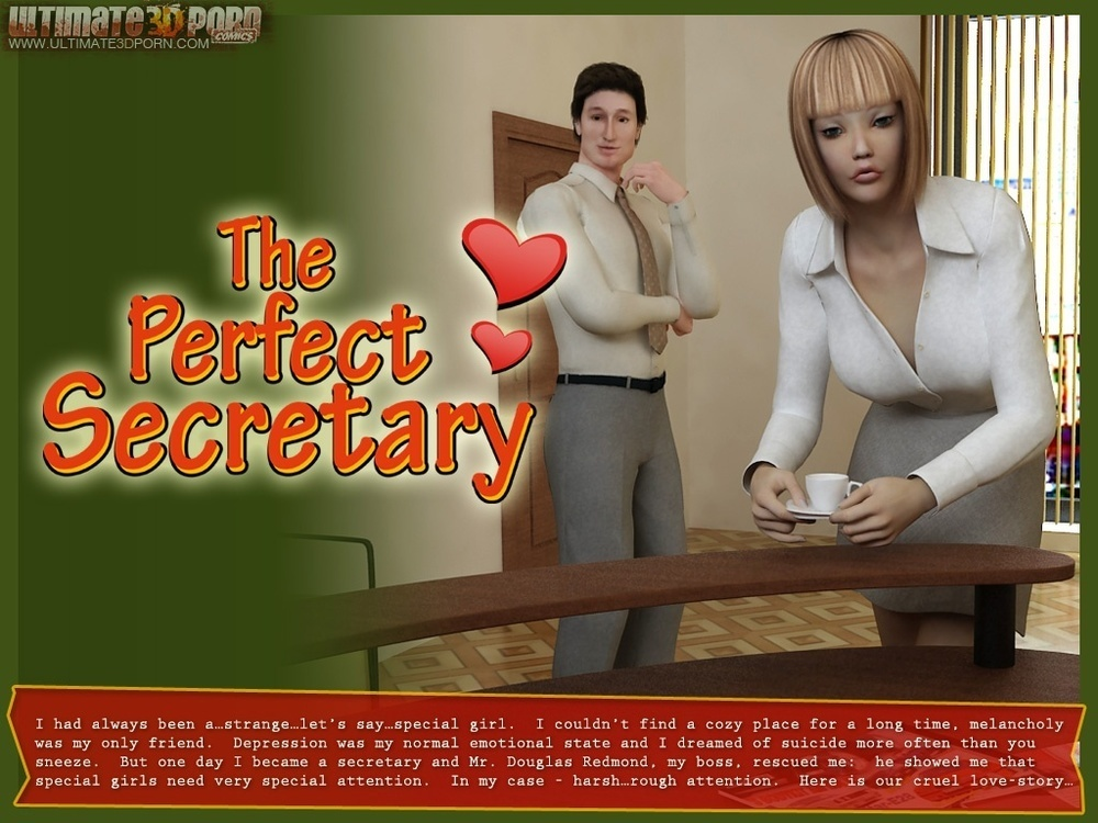 Ultimate3DPorn The Perfect Secretary (696 Pages)