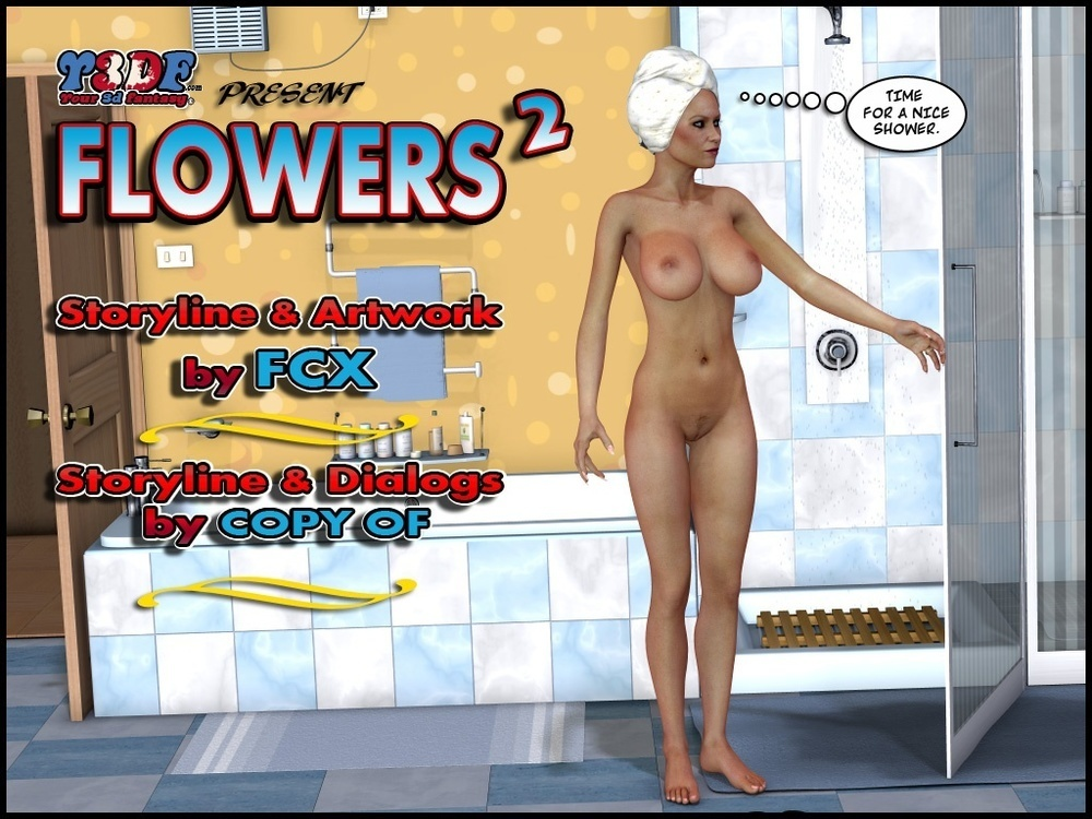 Y3DF – Flowers 2 eng-rus (132 Pages)