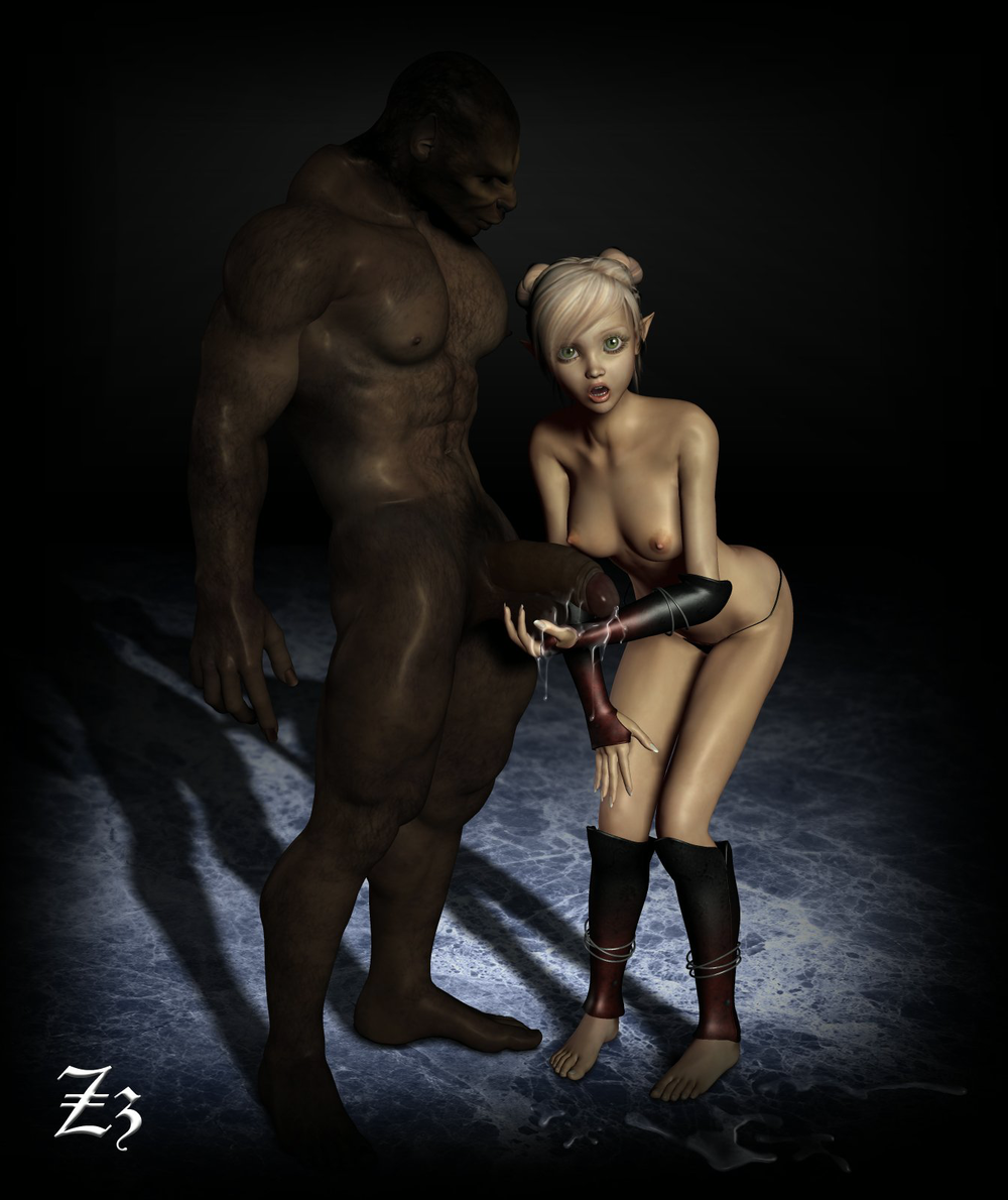 Zzomp – Bryndel and Monster 1 (11 Pics)