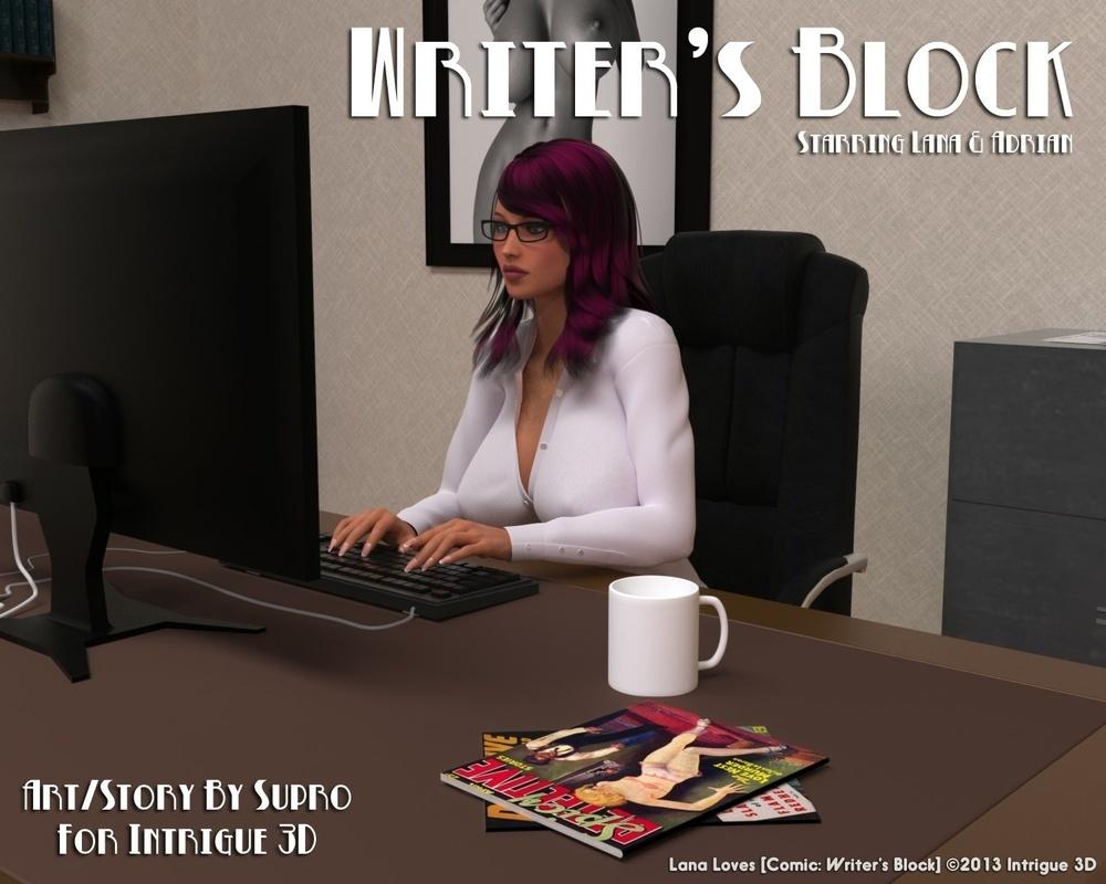 Supro – Writers Block (60 Pics)