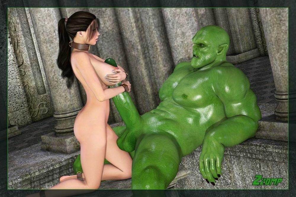 Zzomp – Alice – Abusing the Slave 1 (15 Pics)