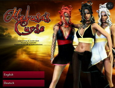 Medusa curse – Flash Game
