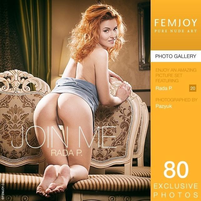 FEMJOY – 2015-06-13 – Rada P. – Join me