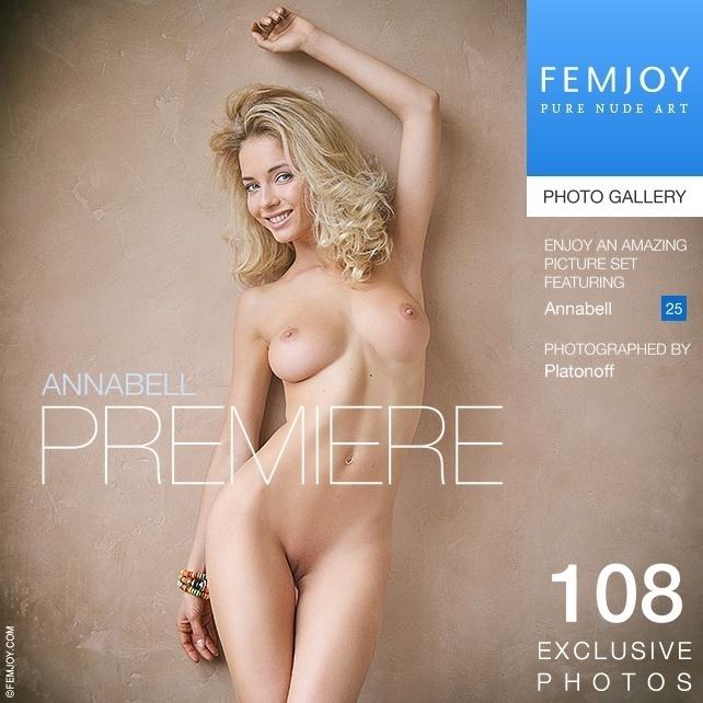 FEMJOY – 2015-06-06 – Annabell – Premiere