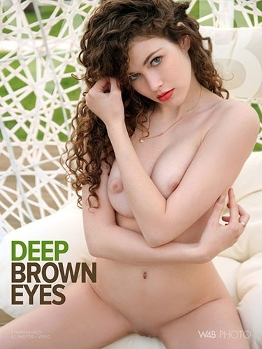 "watch4beauty – Heidi ""Deep Brown Eyes"""