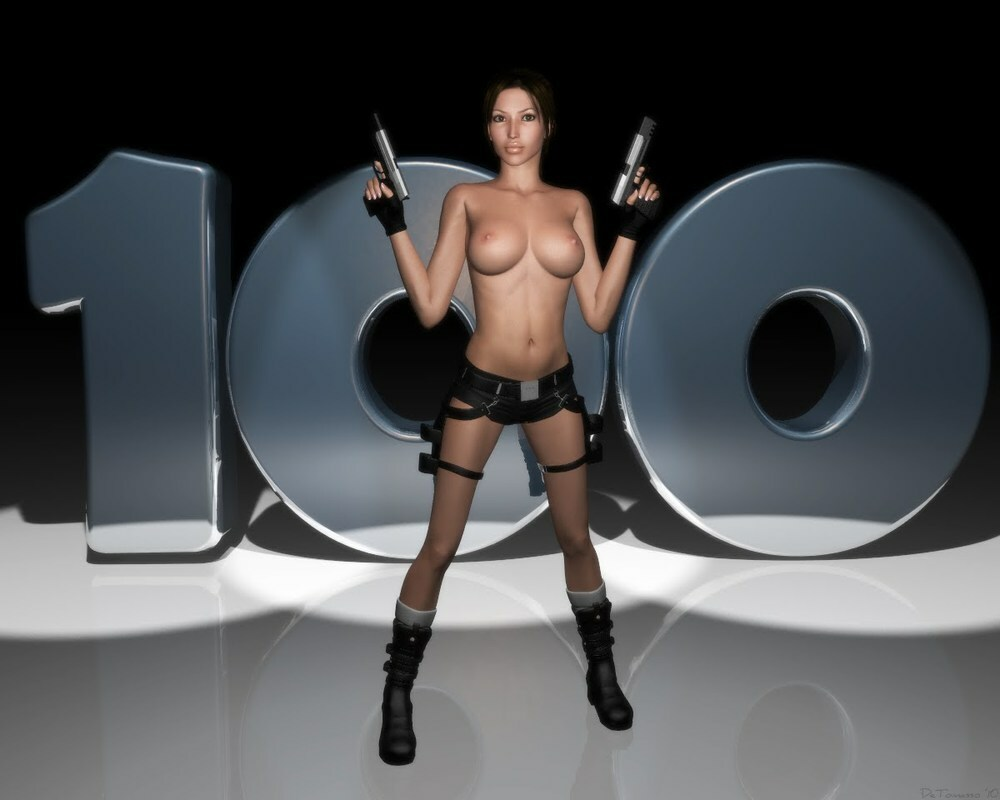 Detomasso lara croft sex adventures (406 Pics)